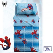COPRILETTO MICROFIBRA DISNEY SPIDERMAN CALEFFI